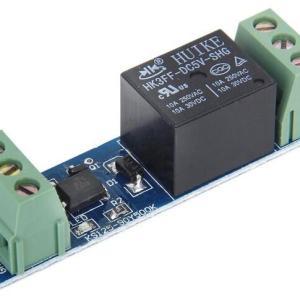 5V Relè isolation control panel, low Voltaggio control of high Voltaggio Relè Modulo control
