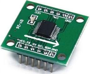 Electronic guide Modulo, electronic compass Modulo, robot Modulo