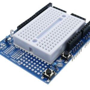 UNO Prototipo Shield ProtoShield w/ Mini Breadboard