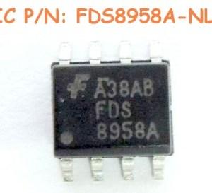 4 Pezzi FDS8958A-NL IC Circuiti Integrati