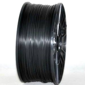 ABS 3.00mm 1KG 3D printer consumables black HIGH QUALITY GARANTITA SU MAKERBOT, MULTIMAKER, ULTIMAKER, REPRAP, PRUSA