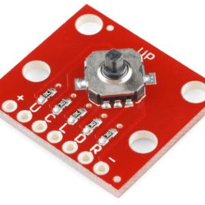 5-Way Tactile Pulsante Breakout Board