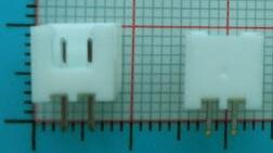 20 Pezzi PH2.0-2P Straight Pins Socket