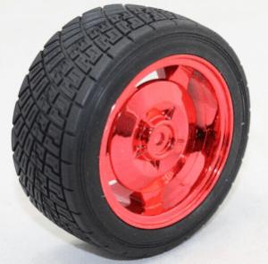 83MM Ruota Red