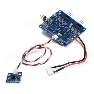 BGC 3.1 2 AXIS BRUSHLESS GIMBAL MOS CONTROLLER WITH MINI GY6050