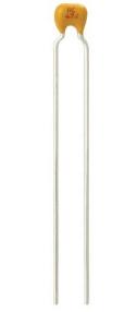 10 Pezzi K104K15X7RF53H5 Condensatore Ceramico Multistrato, Serie Mono-Kap, 0.1 µF, ± 10%, X7R, 50 V, Conduttori Radiali