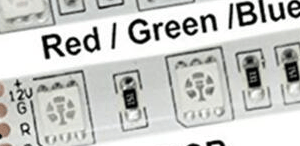 5050 Green SMD 12V 60Leds/Meter IP35 Not-Impermeabile 5M/Reel , Price For 5M/Reel