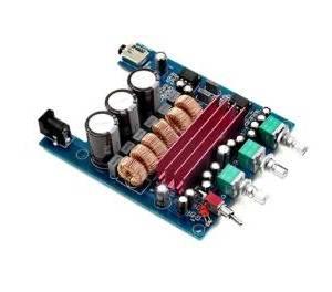 TPA3116D2 2.1 Channel Digital Amplifier HiFi Stereo Power amp Board