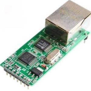 Porta di rete del server seriale al modulo della porta seriale / da Ethernet a TTL / RS232 a RJ45