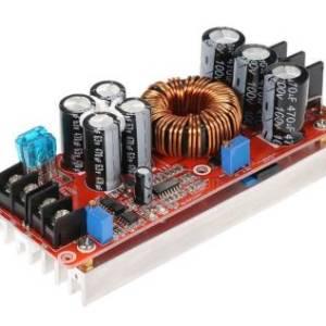 Modulo di alimentazione di ricarica per auto regolabile in corrente costante a tensione costante a tensione costante da 1200 W a