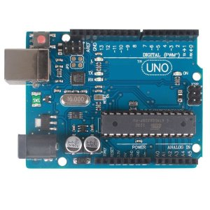 4102 Scheda Uno R3 Board Arduino Compatibile Atmega328p