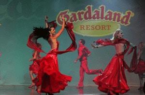 Audizioni a Gardaland per Ballerini e Ballerine