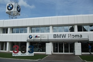 14 Stage in BMW a Roma