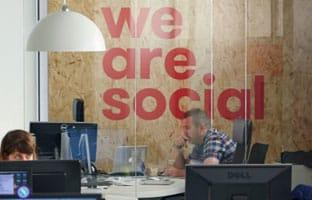 Lavorare nella comunicazione: We Are Social