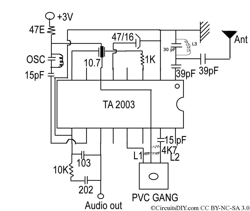 Ta P Datasheet Pinout Features And Circuit Details Circuits Diy