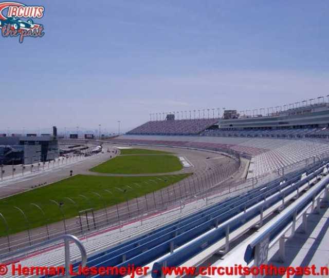 Las Vegas Motor Speedway Road Trip Usa Circuits Of The Past