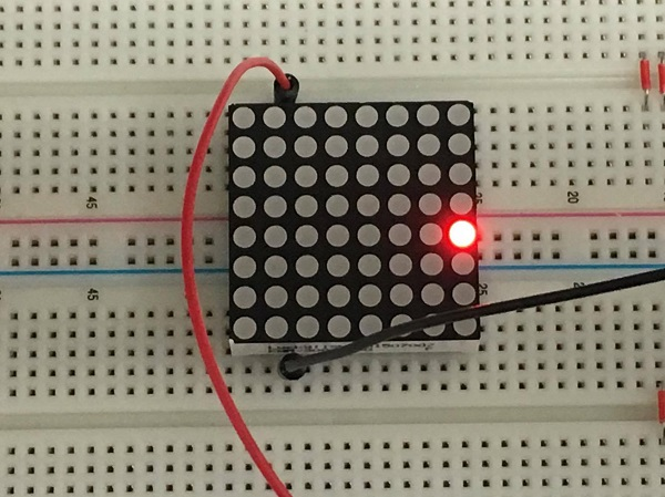 Find LED Matrix Pin 1 and 16 - Circuit Specialists