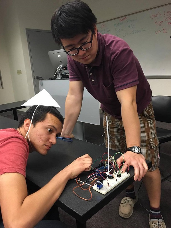 Circuit Specialists @ ASU IEEE Lab Battleship