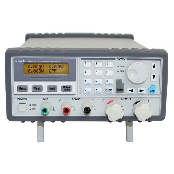 Array 3663a Programmable Power Supply