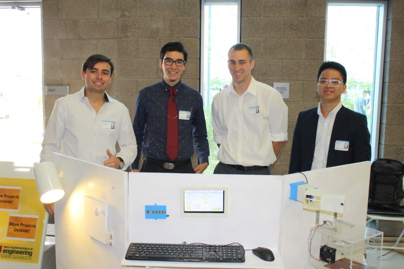 ASU Innovation Showcase Team - Circuit Specialists Blog