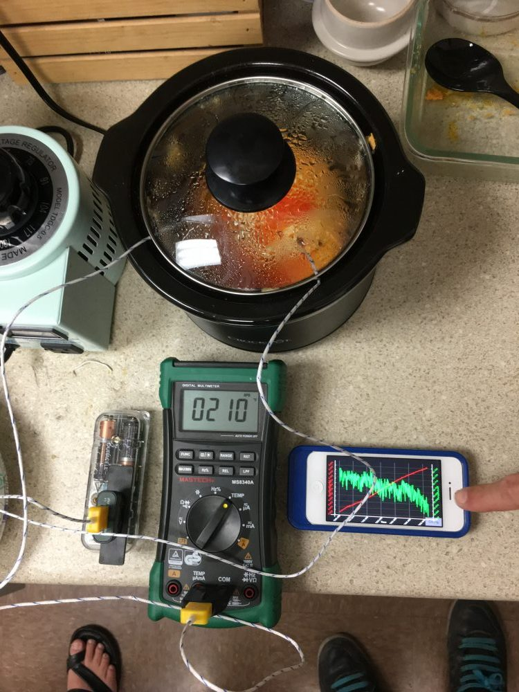 adding temperature control to an on off crock pot coffee maker wiring diagram the $30 homemade sous vide bradley