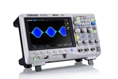 Siglent Technologies SDS1102X Best Oscilloscope for Hobbyist