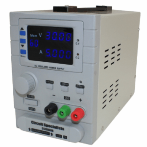 CSI305DB benchtop power supply
