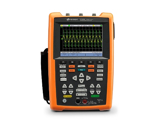 Keysight U1620A Best Portable and Handheld Oscilloscopes