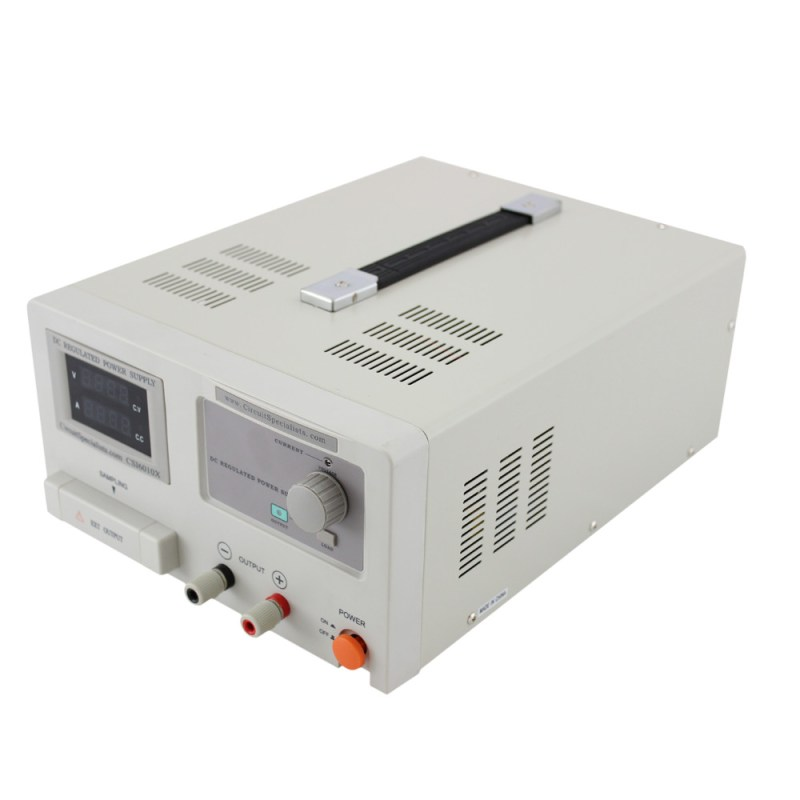 CSI6010X Linear Benchtop Power Supply