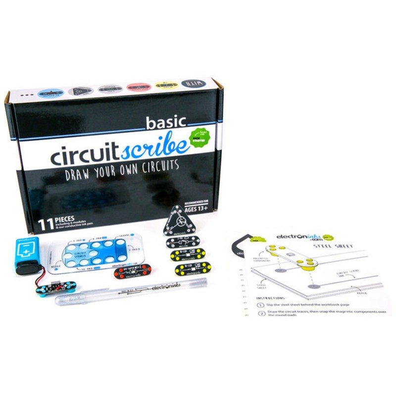 Circuit Scribe Basic Kit - Circuit Specialists