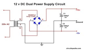 circuitspediaElectronics circuits diagram and Projects