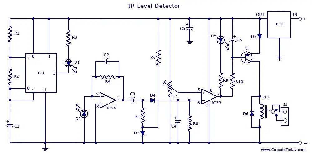 Remote Detector Control Light Motion