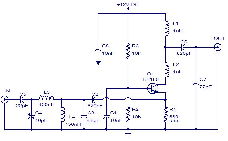 tv antenna booster circuit?resize=665%2C412 tv antenna rotor wiring diagram 4 wire tv antenna rotor parts, tv channel master antenna rotor wiring diagram at soozxer.org