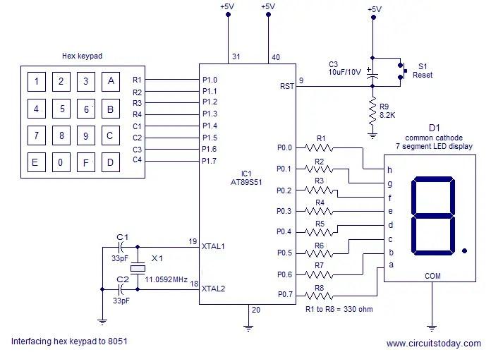 interfacing hex keypad to 8051?resize\\\=665%2C483 8210 solenoid valve wiring diagram solenoid valve bmw, pneumatic dump trailer solenoid wiring diagram at fashall.co