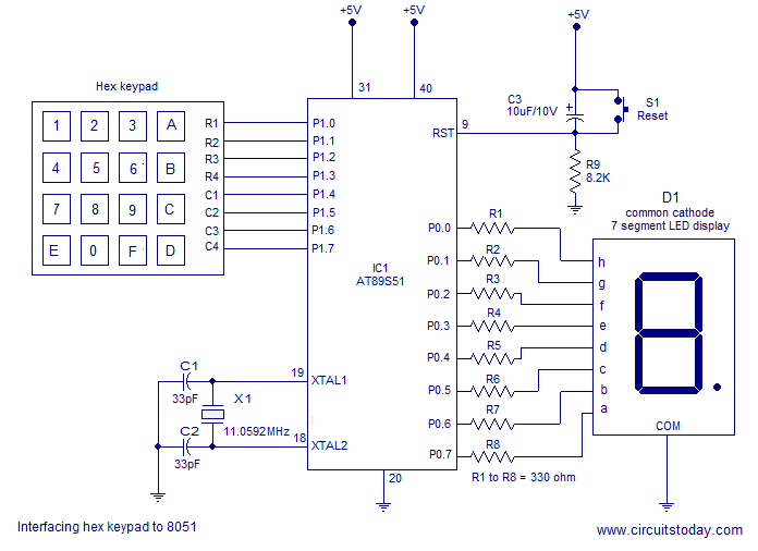 interfacing hex keypad to 8051?resize\\\=665%2C483 8210 solenoid valve wiring diagram solenoid valve bmw, pneumatic pneumatic solenoid valve wiring diagram at bayanpartner.co