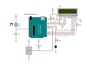 Smart LCD Brightness Control using Arduino and LDR