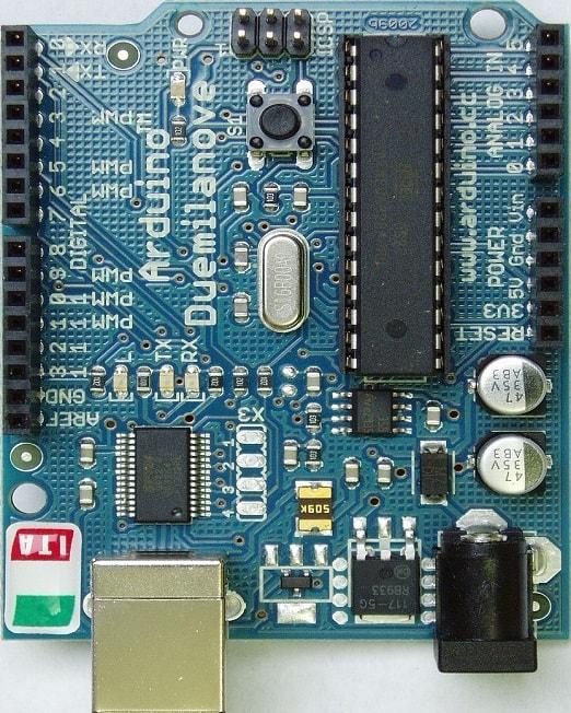 Arduino Board at CircuitUncle.com