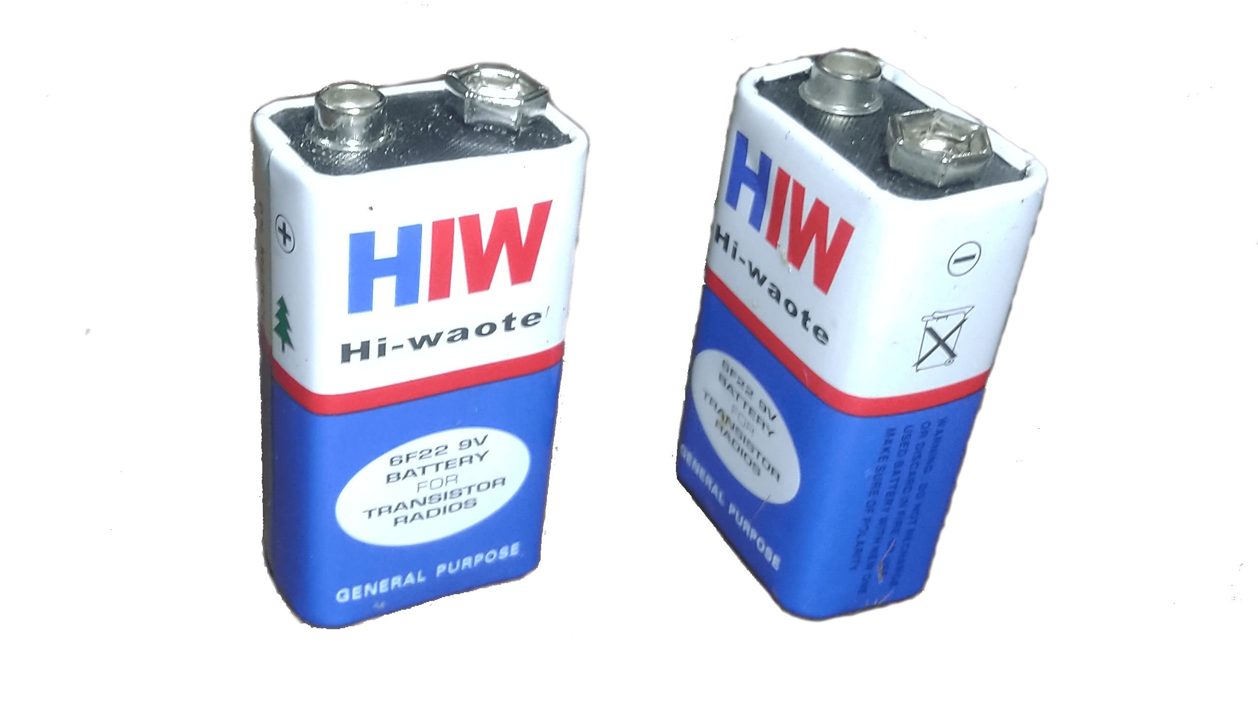 HIW 9V Battery - CircuitUncle- Buy in India