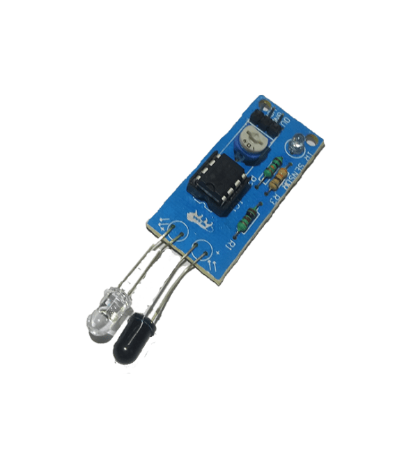 Infra-Red (IR) Object Sensor Module - CircuitUncle - Buy in India