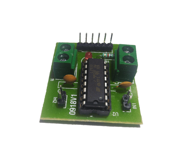 L293D Dual H-Bridge Motor Driver Module - CircuitUncle - Buy in India