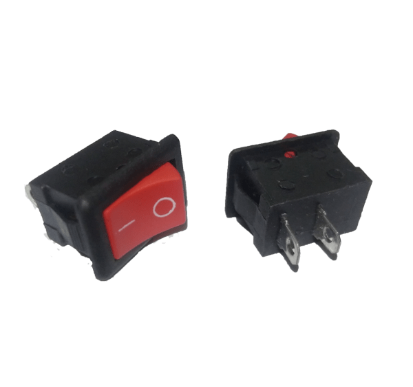 SPST Rocker switches (2pin) - CircuitUncle - Buy in India