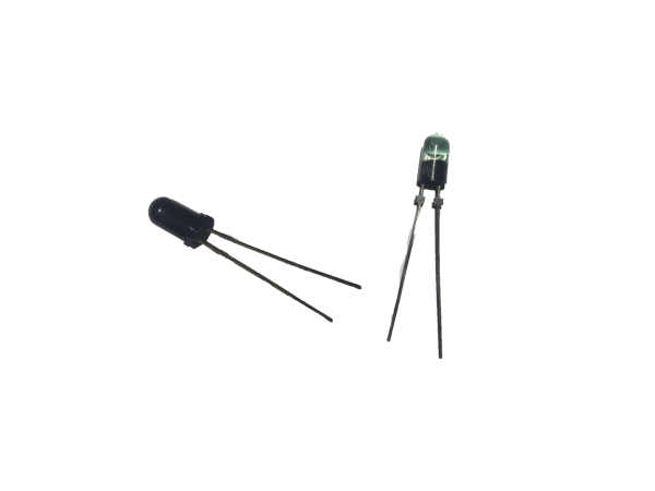 Infra-Red (IR) Transmitter and Receiver pair - CircuitUncle - Buy in India