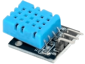 DHT 11 Temperature and Humidity Sensor Module – India