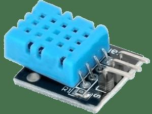 DHT 11 Temperature and Humidity Sensor Module – India