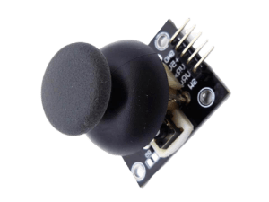 2 Axis JoyStick Module (Arduino / RPi) – India