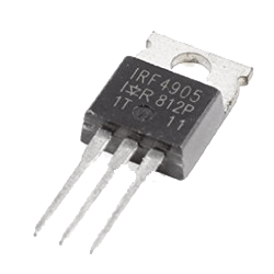 IRF4905 p-channel MOSFET - Buy in India - Circuit Uncle