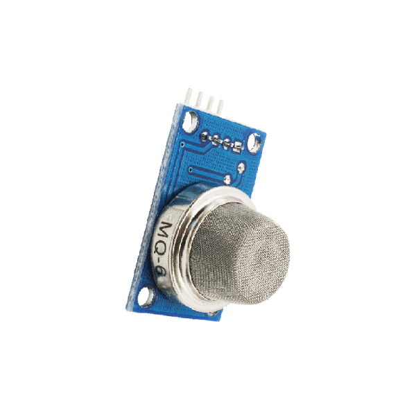LPG butane Gas Sensor MQ6 - Buy online in India - Circuit Uncle