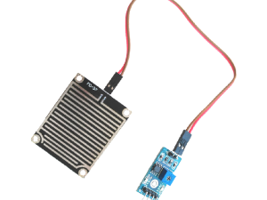 Raindrop Detection (Leaf Wetness) Sensor Module