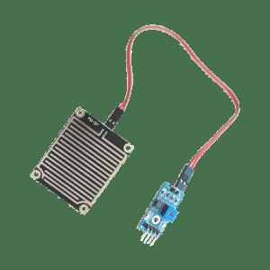 Rain Drop (Leaf Wetness) Sensor - Buy online in India - Circuit Uncle
