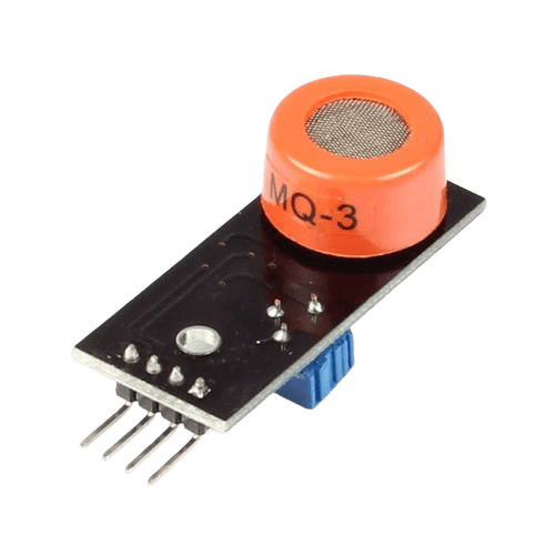 MQ3 Alcohol Detector Sensor Module- Circuit Uncle - Buy online in India